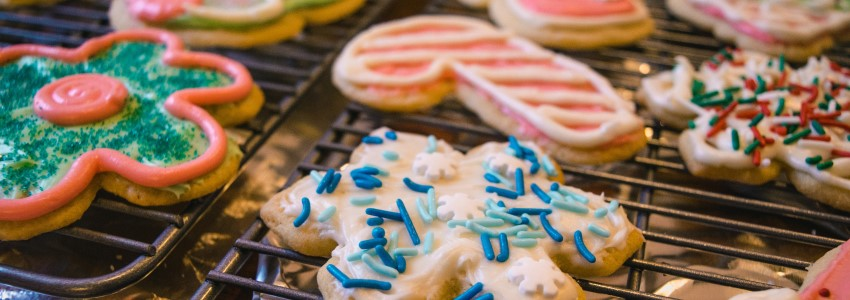 Making delicious cookies with Minitab's help