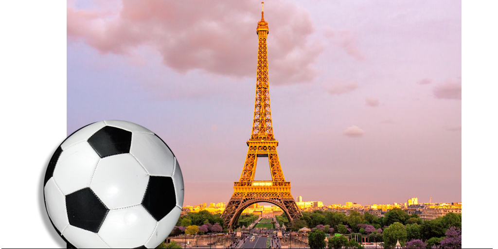 Vive la France! World Cup Reader Poll Results by Pie Chart