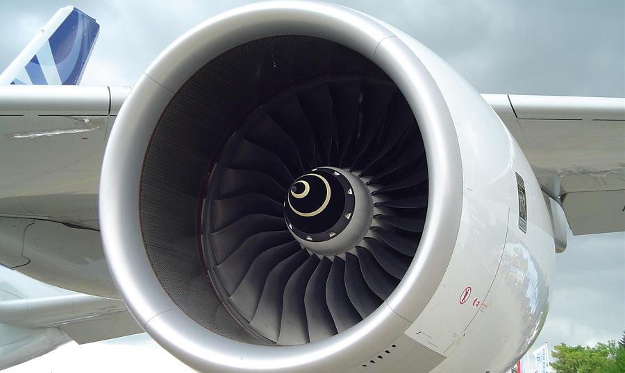 Trent 900 Aircraft Turbofan Rolls-Royce