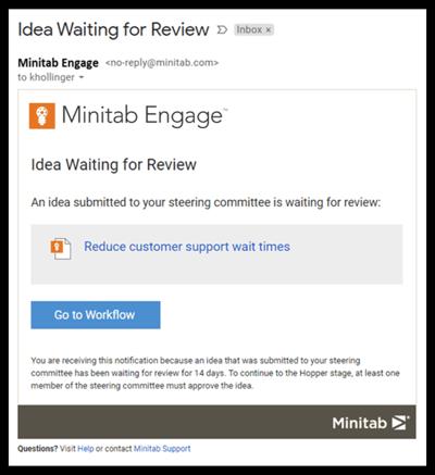 Engage Notifications Blog Screenshot 1