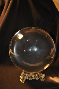 Forget the crystal ball. Predict with Minitab!