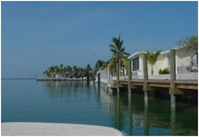 The Southeast Environmental Research Center used Minitab Statistical Software to analyze years of water quality data from South Florida waterways, like Marathon Island in the Florida Keys, pictured above.