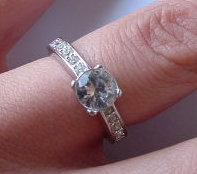 What are the stats on engagement rings?