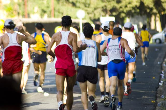 I found that training to run a marathon is a lot like completing a quality improvement project.