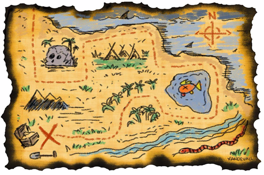 2018-11 Minitab News - Molex treasure map - The Journey