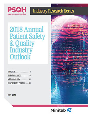 Patient Safety & Quality Healthcare Industry Outlook Report