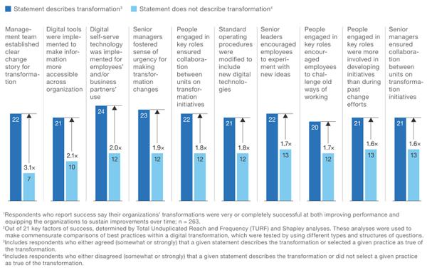 McKinsey&Company Survey