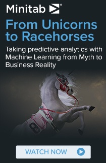 Watch our Webinar recording: From Unicorns to Racehorses, taking Predictive Analytics with Machine Learning  from Myth to Reality