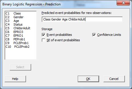 BLR - Prediction