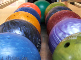 design of experiments for bowling balls