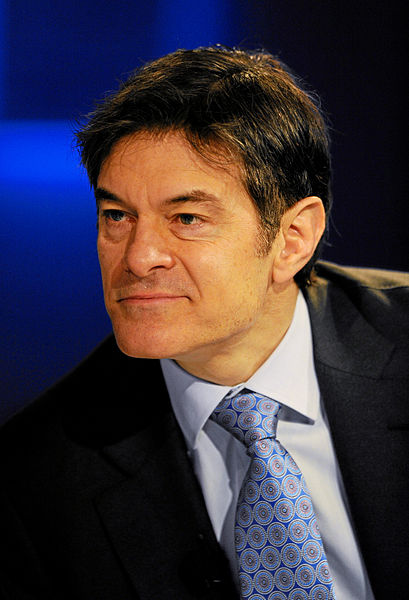 Photo of Doctor Mehmet Oz