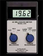 Are your measurements accurate enough to give you good data? (EMF Detector)