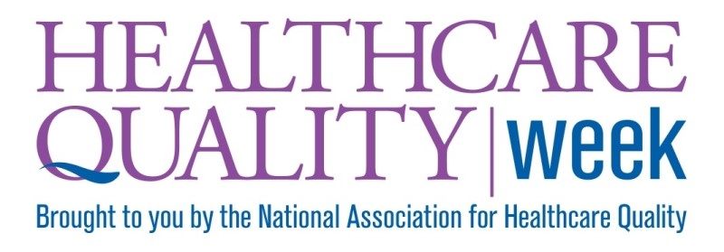 healthcare quality week logo