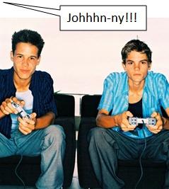 calling johnny
