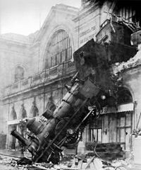 If the train already wrecked, Six Sigma can't prevent it.